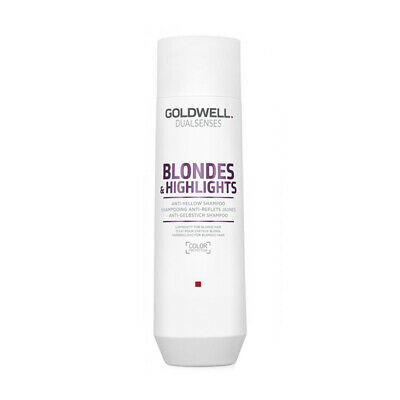 NEW Goldwell Dualsenses Blondes and Highlights Shampoo 300ml