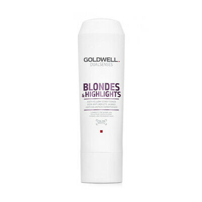 NEW Goldwell Dualsenses Blondes and Highlights Conditioner 300ml