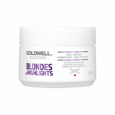 NEW Goldwell Dualsenses Color Blondes and Highlights Treatment 200ml