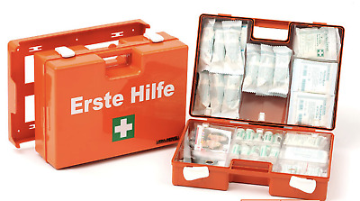 First Aid Suitcase Kit according to Din 13169 Filled Association