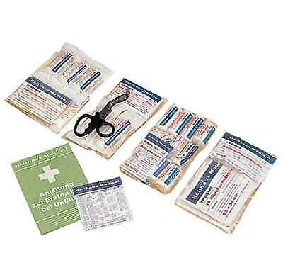 Filling Din 13157 First Aid Verbandsmaterial 64-piece Betriebsverbandskasten