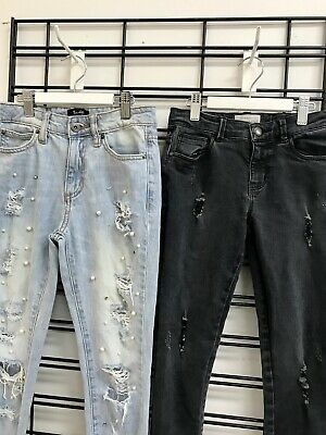 Girls Bardot & Country Road Jeans size 7 & 8