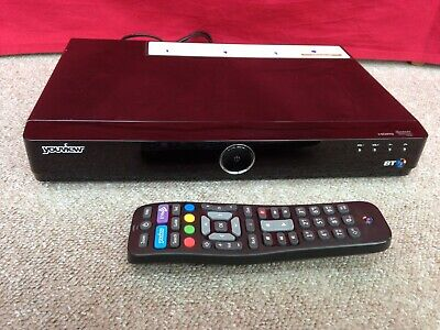 BT Youview Humax DTR-T1000 - Recorder HD Freeview - With Remote