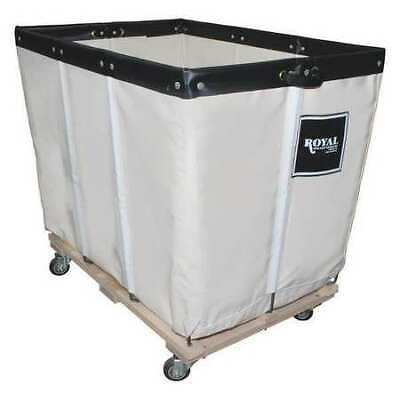 ROYAL BASKET TRUCK G06-CCW-PMA-3UNN Permanent Liner Basket Truck,6 Bu,Canvas
