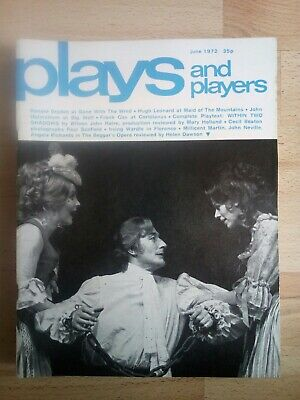 Plays and Players - June 1972