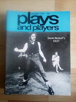 Plays and Players - September 1977