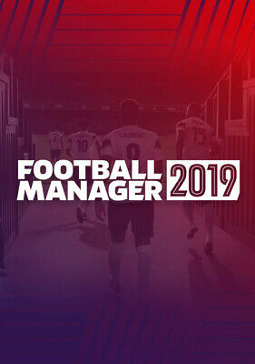 FOOTBALL MANAGER 2019 In-Game Editor   Steam Account for PC + 32 Bonus Games