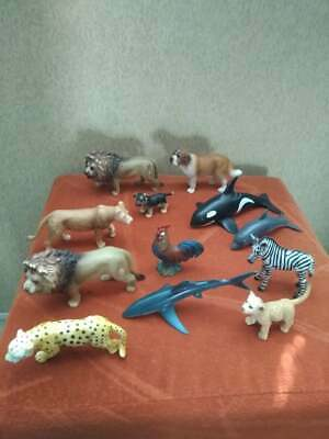 Schleich animals figurines