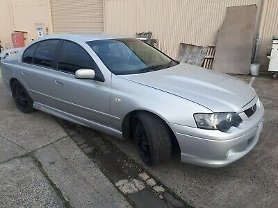 "Ford Falcon 2005 Mk2 Ba Xr8 Auto Leather V8 5.4 199K 20"" Rims"