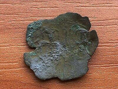 Palaeologus Dynasty 1259-1453 AD AE Trachy Ancient Byzantine Medieval Coin