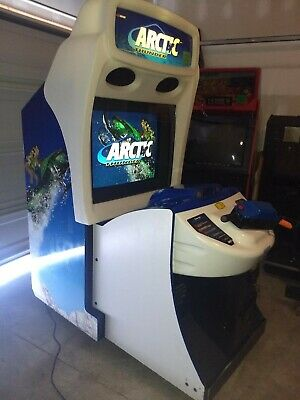 Arctic Thunder Arcade Game Works well!