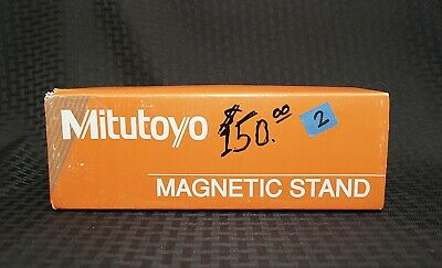 MITUTOYO 7011BN Magnetic Stand - BRAND NEW - UNUSED