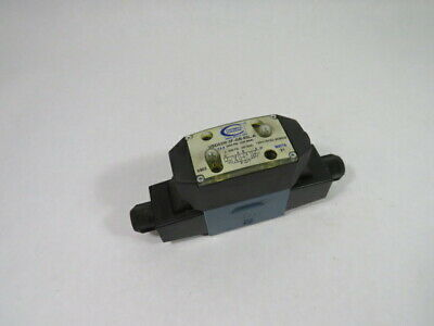 Continental VSD03M-3F-GB-60L-A Solenoid Directional Valve 5000PSI 345BAR  USED