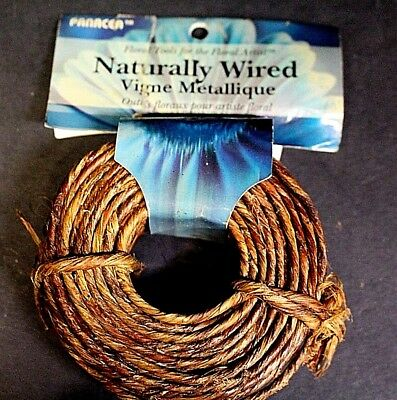 Panacea- Naturally Wired Floral Tools For The Floral Artist 50 Ft.