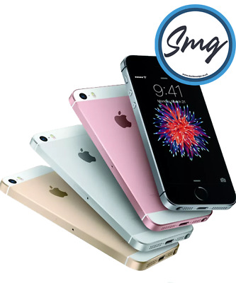 Apple iPhone SE 16/32/64 Space Grey/Silver/Gold/Rose FAST and FREE DELIVERY