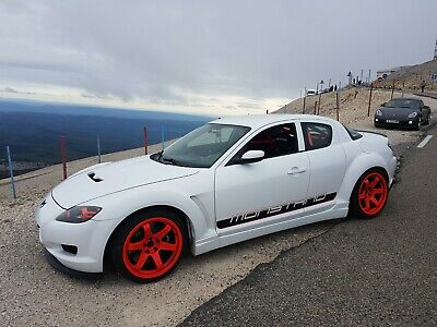 mazda rx8 chassis