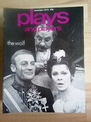 Plays and Players - November 1973
