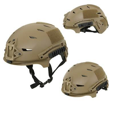Army Style Emerson Helmet Exf Bump Coyote Paintball Airsoft Helmet