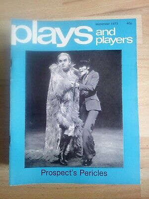 Plays and Players - September 1973