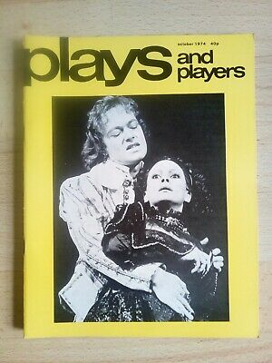 Plays and Players - October 1974