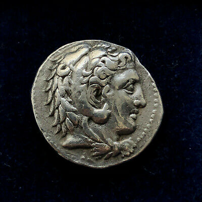 ++Kings of Macedon. Alexander III 'the Great' (336-323 BC). AR Tetradrachm n:1++