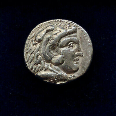 ++Kings of Macedon. Alexander III 'the Great' (336-323 BC). AR Tetradrachm n:3++