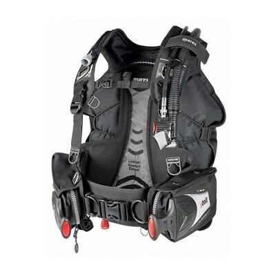 7a4ebd10bb3d Mares Bolt SLS Scuba Diving BC Dive BCD Integrated Weight System Size Small