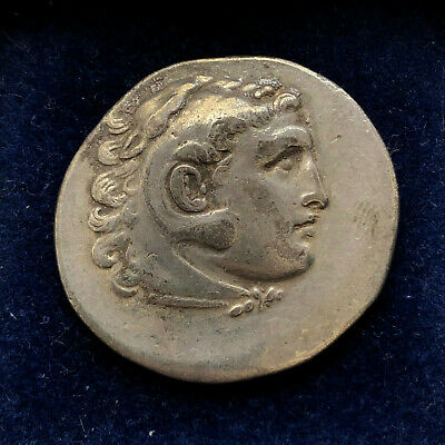 ++Kings of Macedon. Alexander III 'the Great' (336-323 BC). AR Tetradrachm n:5++