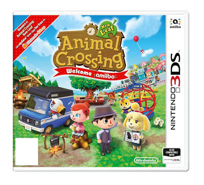 Animal Crossing: New Leaf (Nintendo 3DS, 2013)