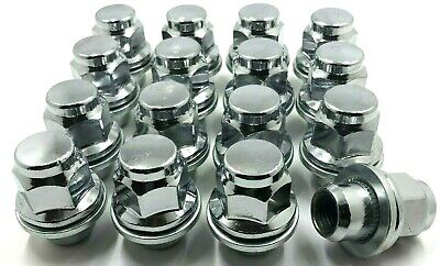 16 x ALLOY WHEEL NUTS FORD ESCORT MK2 RS2000 M12 X 1.5 LUG BOLTS STUDS LUGS 76