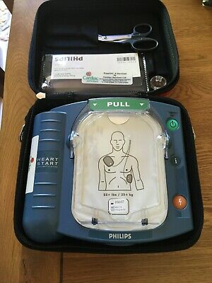 Phillips Heartstart Hs1 Home Aed Paramedic Doctor Dentist