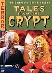 Tales from the Crypt: The Complete Sixth Season (6 DVD 3-Disc Set) FREE SHIPPING