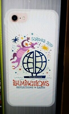 Disney Parks DTech iPhone Case Farewell Illuminations Figment PASSHOLDER Android