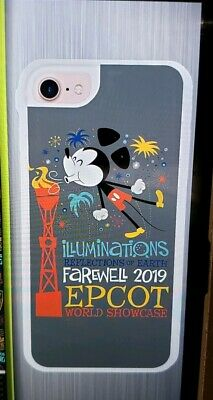 Disney Parks DTech iPhone Case Farewell Illuminations Mickey Any Size Android