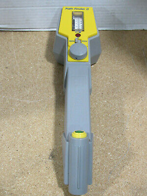 Tested RYCOM Instruments 8850 Path Finder II Pipe and Cable Locator Receiver
