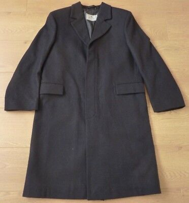 Distinctive Essential Schoolwear Wool Dark Navy Blue Coat Size Chest 32 inch
