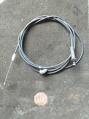Mg Tf Mgf Throttle  Cable