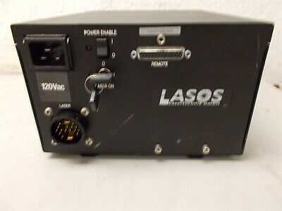 Lasos LGN 7812 Laser Power Supply Lasertechnik Gmbh