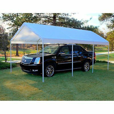KING CANOPY 18 x 20 ft  Hercules - Canopy 18' x 20' / White