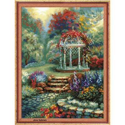 14 RIOLIS R1394 Counted Cross Stitch Kit 11.75X15.75 Water Mill