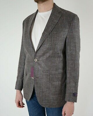 Jack Victor 1913 Luxury Collection Ing Loro Piana & C. Blazer Size 41L