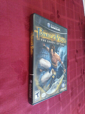 Prince of Persia: The Sands of Time (Nintendo GameCube, 2003) complete