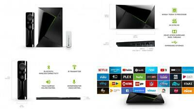 NVIDIA SHIELD TV Smart Home Edition | 4K HDR Streaming Media Player with...