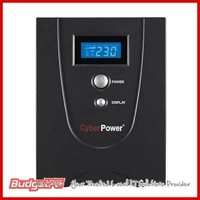 CyberPower Value SOHO LCD 1500VA / 900W Line Interactive UPS