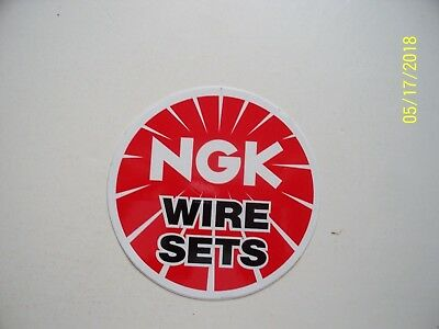 "Original  Racing  Decals  ""  Ngk   Wire  Sets  """