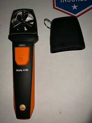 Testo 410i Compact Vane Anemometer Smart and Wireless Probe
