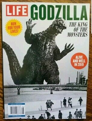 Life ~ Godzilla ~ The King Of The Monsters ~ Alive And Well In 2019