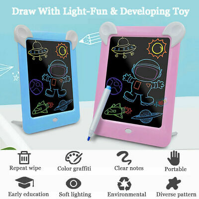 Draw With Light Fun And Developing Toy Drawing Board Magic Draw Educational