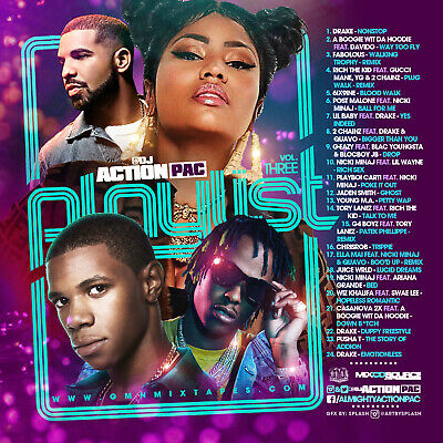 DJ ARAB - PLAYLIST 8 (MIX CD) 6ix9ine, Remy Ma, Dave East, Don Q