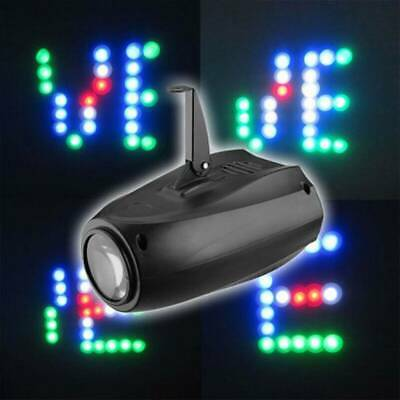 Music Active RGB LED Light  Laser Stage Effect Lighting Club Disco Party Bars